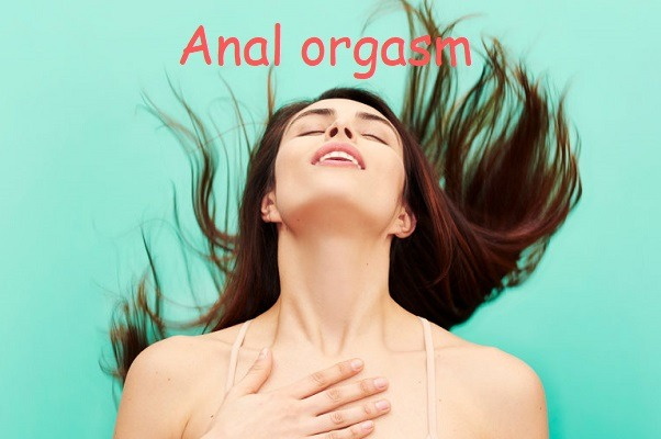 What is anal orgasm